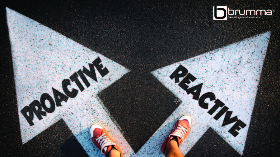 proactivo reativo