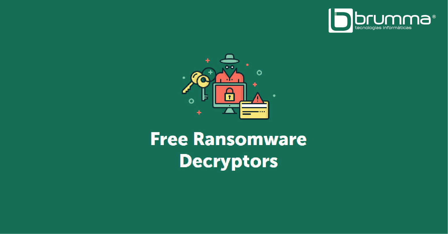 Ransomware Decryptors
